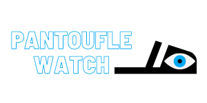 logo Pantoufle watch