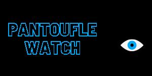 logo Pantoufle watch